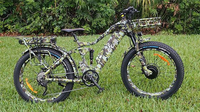 Super Monarch Crown elektrikli bisiklet