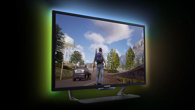 oyun monitörü Acer Predator CG437KP