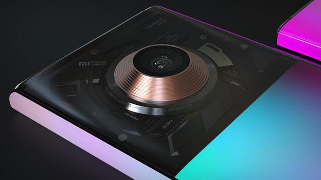 Xiaomi Mi Mix Alpha 2 Android