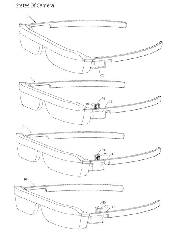 Huawei AR gözlük
