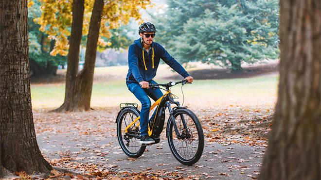 Ducati imzalı elektrikli bisiklet e-Scrambler