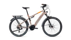 Peugeot elektrikli bisiklet