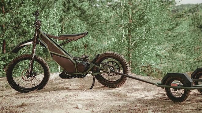 elektrikli motosiklet [Video]