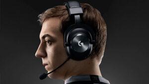 Logitech Pro X Lightspeed kablosuz kulaklık