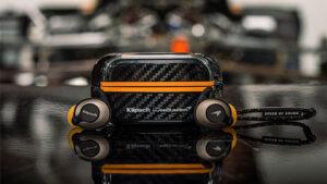McLaren Formula 1 imzalı Klipsch T5 II Sport kablosuz kulaklık