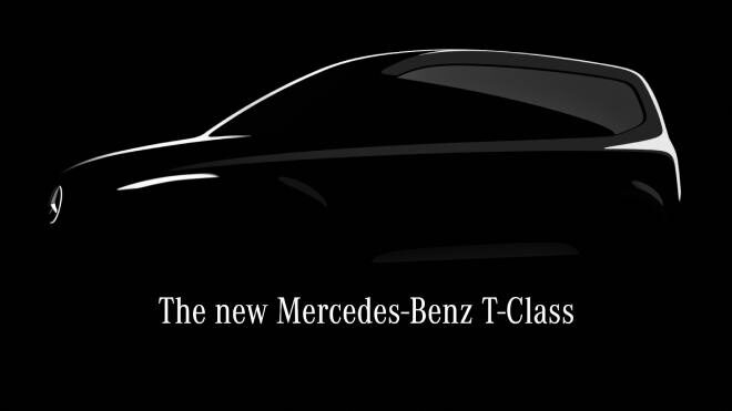 Mercedes T-Serisi