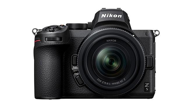 NikonZ5 aynasız fotoğraf makinesi