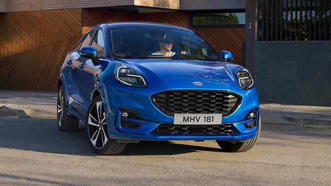 Ford, elektrikli modelleri ile Autoshow'da yerini aldı