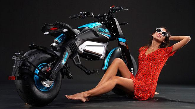 Velocifero Beach MAD elektrikli motosiklet