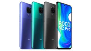 Xiaomi POCO M2 Pro POCO F2 Pro
