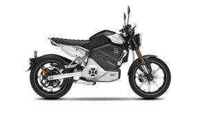 Super Soco elektrikli motosiklet