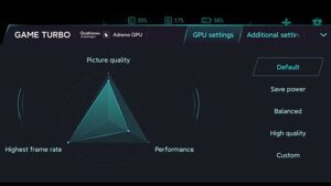 Xiaomi Mi 10 Pro Plus Game Turbo