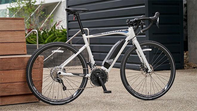 Elektrikli bisiklet Yamaha Civante