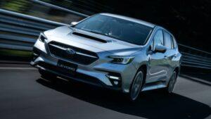 2021 Subaru Levorg
