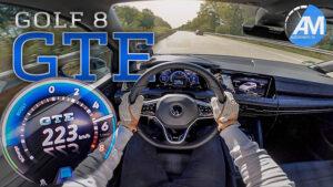 2021 Volkswagen Golf 8 GTE
