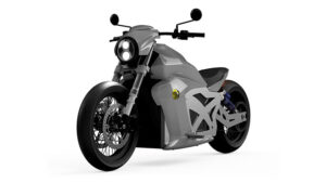 Elektrikli motosiklet Evoke 6061