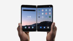 Çift ekranlı Android telefon Microsoft Surface Duo inanılmaz pahalı çıktı