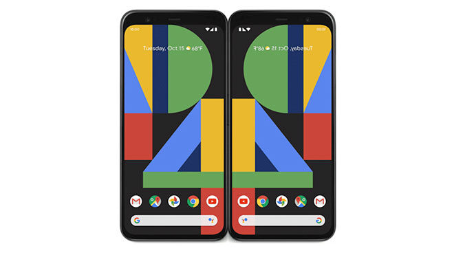 Google katlanabilir telefon