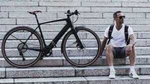 Elektrikli bisiklet Look E-765 Gotham