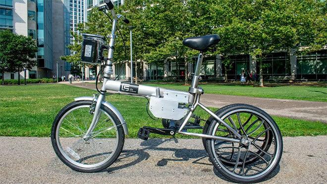 MIT otonom elektrikli bisiklet