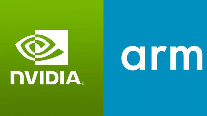 Nvidia ARM