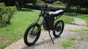 delfast elektrikli motosiklet Delfast Cross Dirt