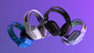 kablosuz kulaklık: Logitech G733