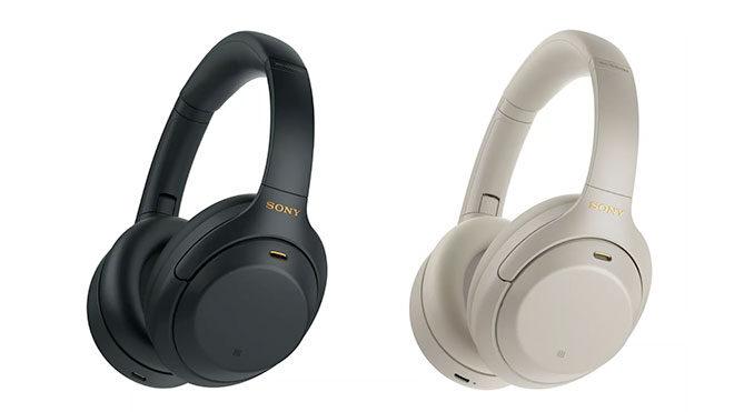 Sony WH-1000XM4 kablosuz kulaklık
