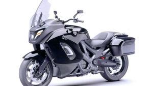 Vladimir Putin için tasarlanan elektrikli motosiklet Aurus Escort ile tanışın