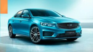 Volvo Geely Preface