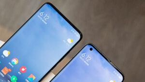 Xiaomi ekran altı kamera