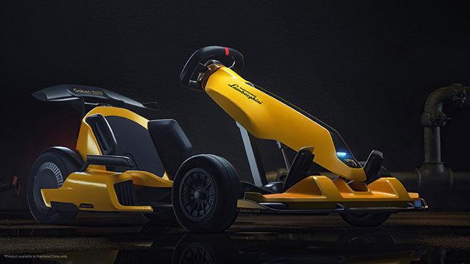 Xiaomi tanıttı: Ninebot GoKartPro Lamborghini Edition