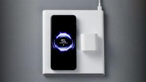 Xiaomi kablosuz şarj ünitesi