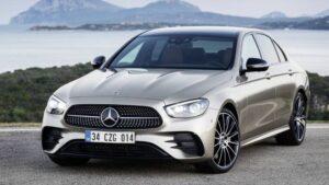 Yeni Mercedes E-Serisi