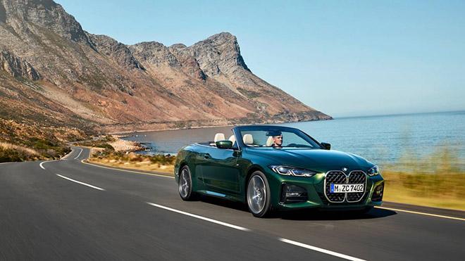 2021 BMW 4 Serisi Convertible