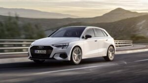 2021 Audi A3 Sportback G-Tron