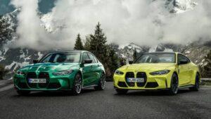 2021 BMW M3 ve M4