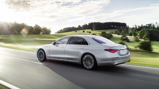 Mercedes S-Serisi