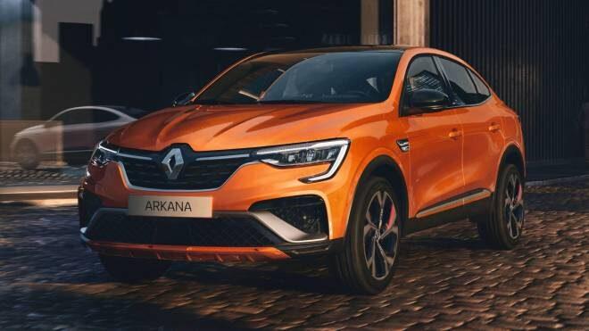 2021 Renault Arkana
