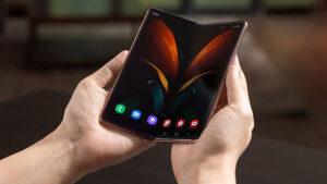 Samsung Z Fold 2 katlanabilir telefon Xiaomi