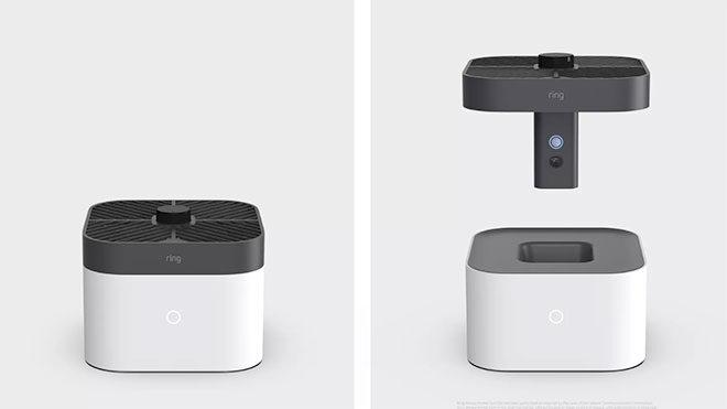 Amazon Ring güvenlik kamerası