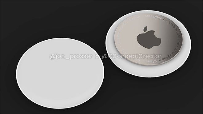 Apple AirTags takip aksesuarı için iki farklı versiyon geliyor
