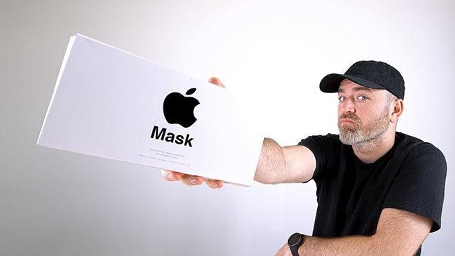 Apple yüz maskesi