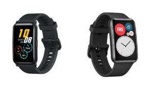 Honor Watch ES ve Huawei Watch Fit