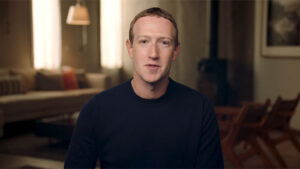 Facebook CEO'su Mark Zuckerberg