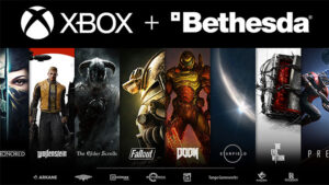 Microsoft Bethesda Game Pass
