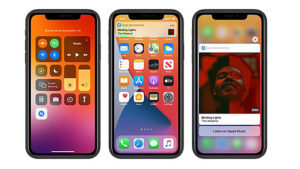 iOS 14.2 iOS 15