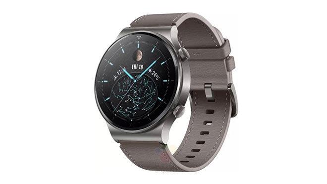 Huawei Watch GT 2 Pro akıllı saat