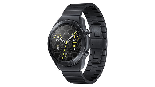 "Samsung Galaxy Watch 3 ""Titanyum"""