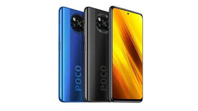 POCO X3 NFC / POCO X3 Pro